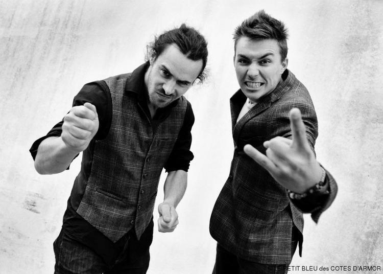 Krisenn & Alem (breizh beat box) à Auray