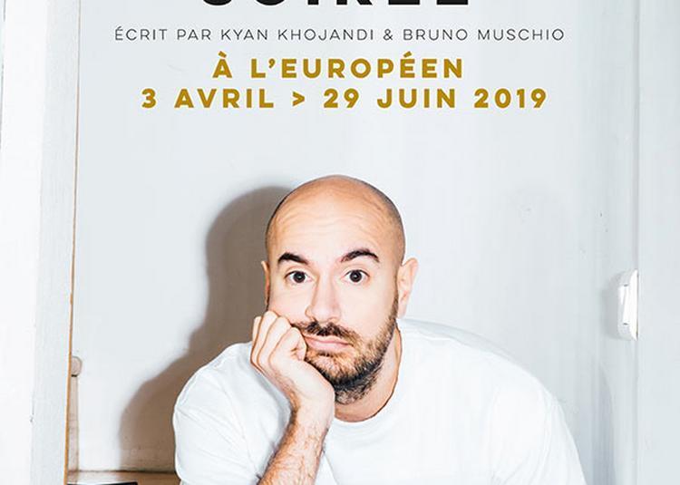 Kyan Khojandi à Paris 17ème