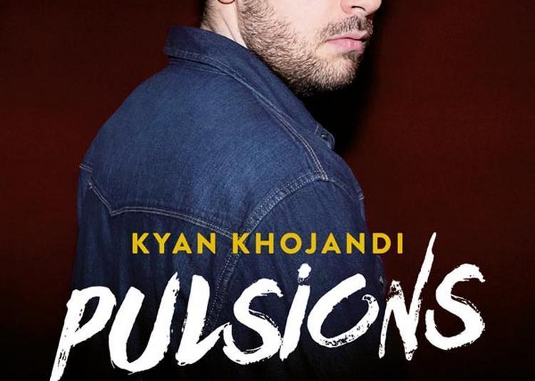 Kyan Khojandi à Lyon