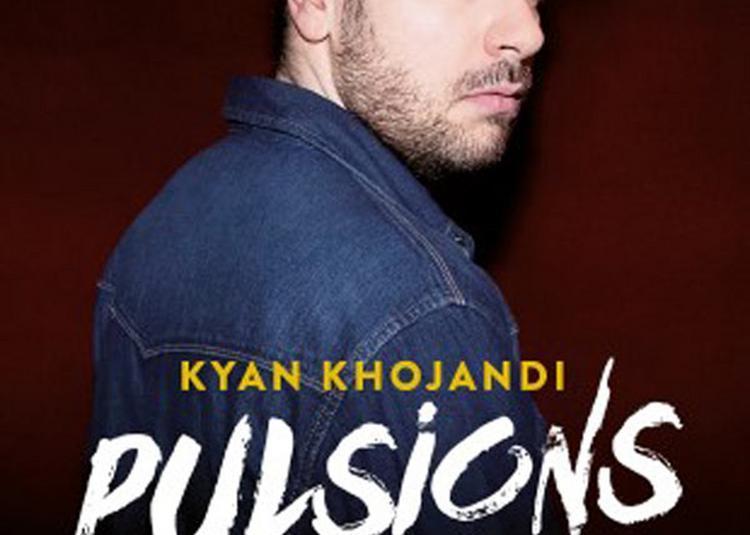 Kyan Khojandi à Paris 9ème
