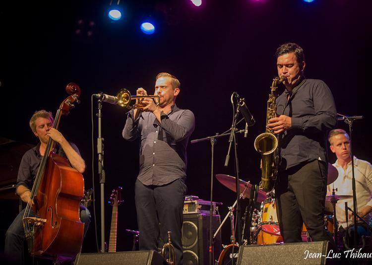 Kyle Eastwood quintet à Fouesnant