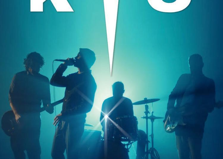 Kyo à Paris 12ème
