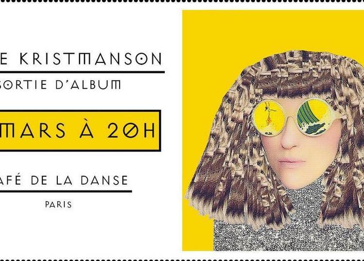 Kyrie Kristmanson à Paris 11ème