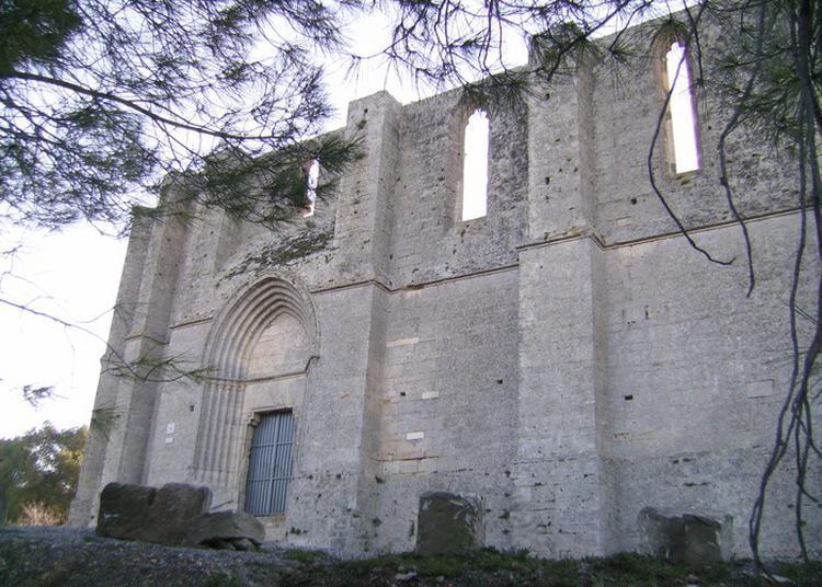L'abbaye Avant à Gigean