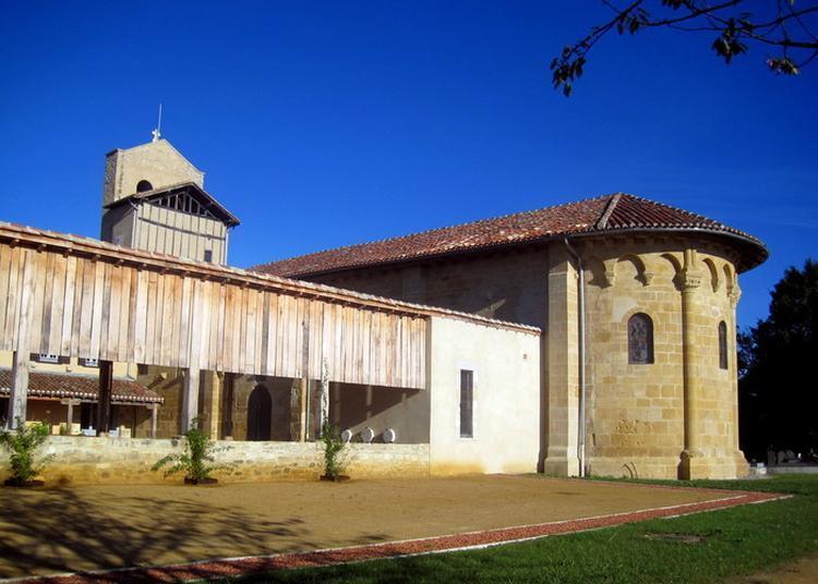 L'abbaye M'est Contée à Lahonce