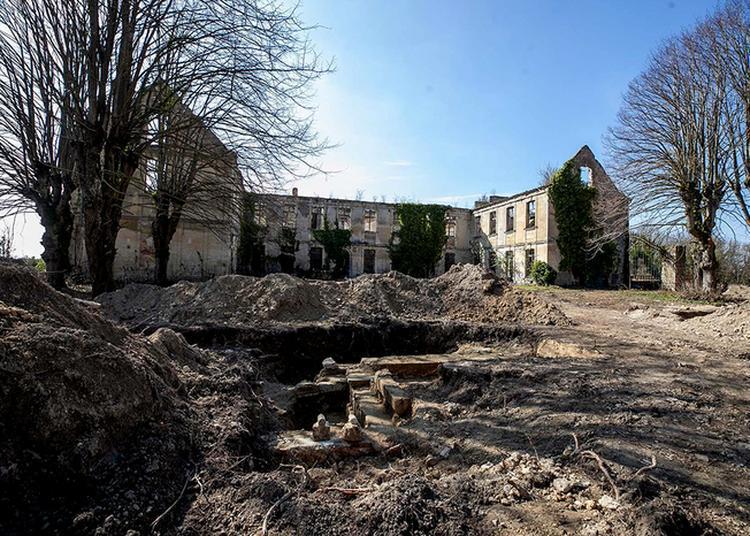 L' Abbaye Saint Vincent De Laon
