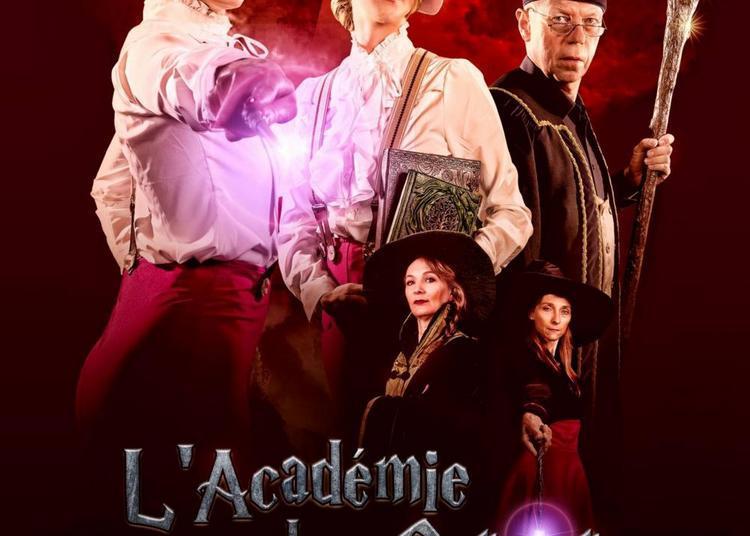 L'Académie des Sorciers et le coffre des secrets à Peronne