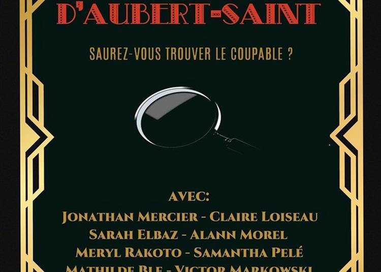 L'Affaire D'Aubert Saint à Paris 19ème
