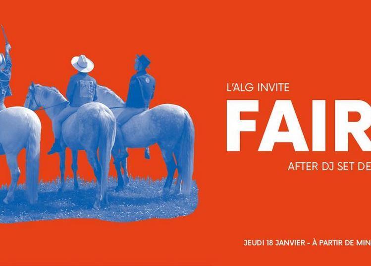 L'alg Invite Faire Dj Set à Paris 11ème