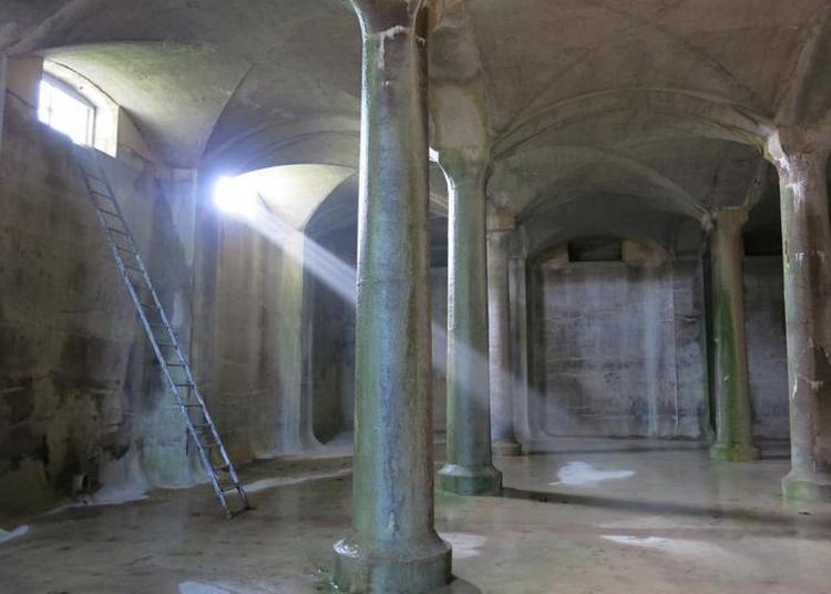 L'ancien Réservoir D'eau : Une Découverte Inattendue. à Lorient