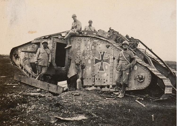 L'année 1918 : La Dernière Année De La Guerre Mais Non La Fin Du Chaos Des Finances Publiques à Paris 1er