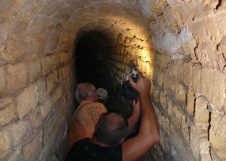 L'aqueduc Romain De Traconnade à Jouques