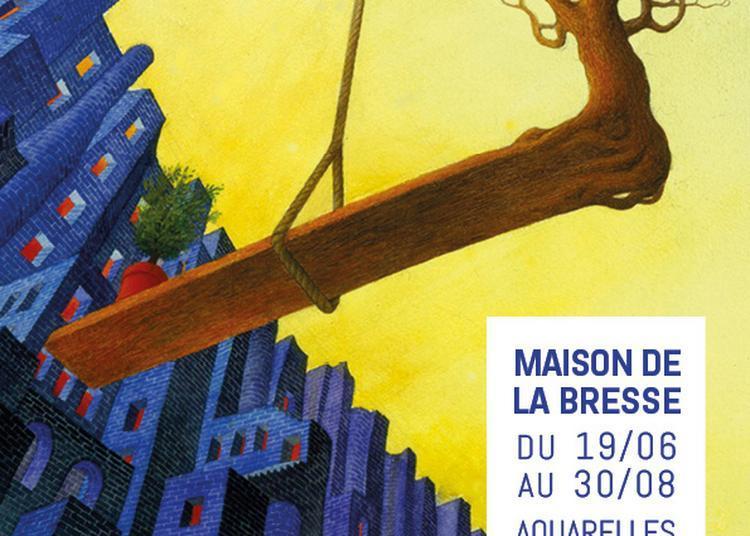 L'arbre à La Bresse