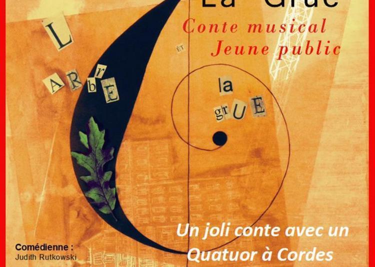 L Arbre Et La Grue - Des 5 Ans à Lyon