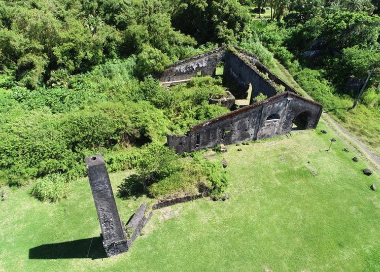 L'archéologie à Saint-philippe. Sur Les Traces Du Passé à Saint Philippe