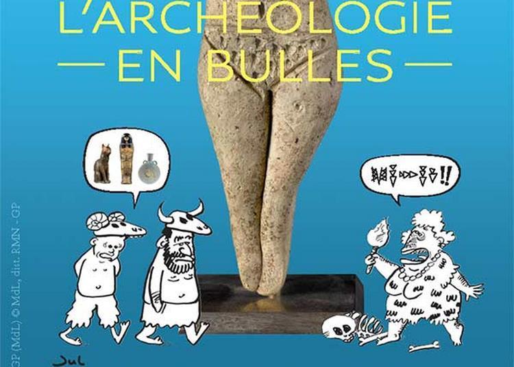 L'archéologie en bulles à Paris 1er