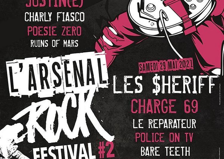 L'arsenal Rock Festival 2021