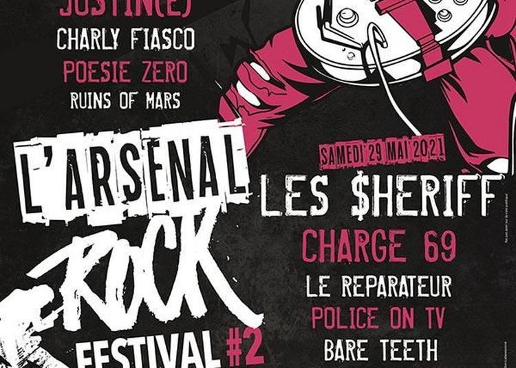 L'arsenal Rock Festival #2 - Pass 1 Jour à Beautor