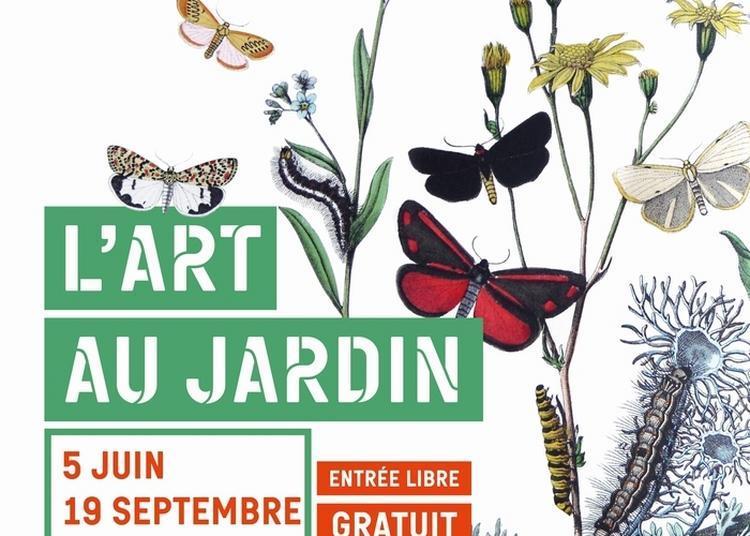L'art Au Jardin à Auxerre
