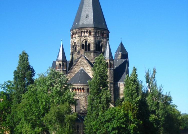 L'art Dans Le Protestantisme À Partir Du Temple Neuf à Metz