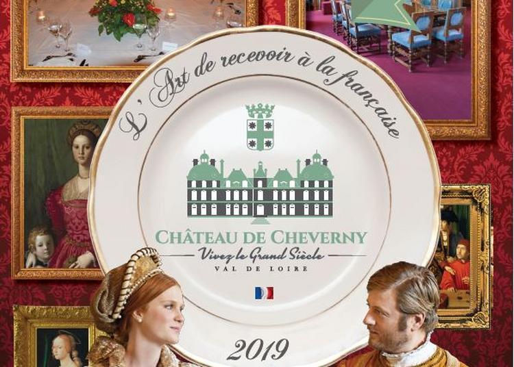 L'Art de Vivre au Château de Cheverny