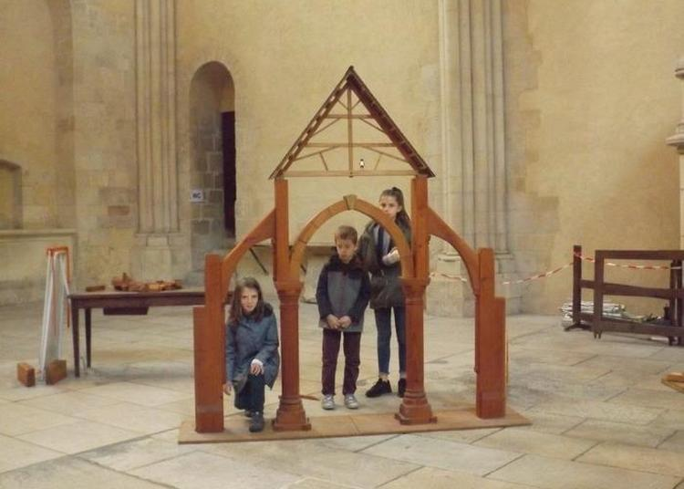 L'art Des Bâtisseurs : Ateliers Pour Enfants Et Adultes à Nevers