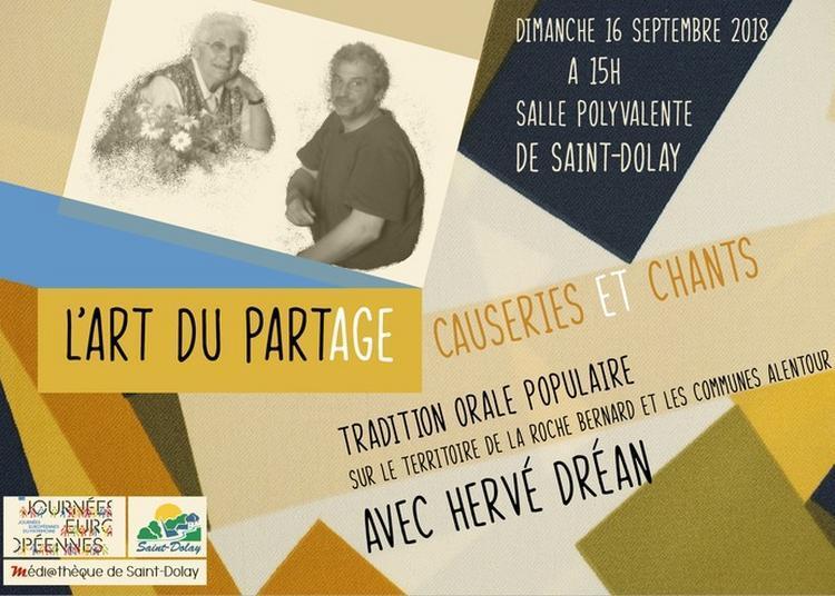 L'art Du Partage : Causeries Et Chants à Saint Dolay