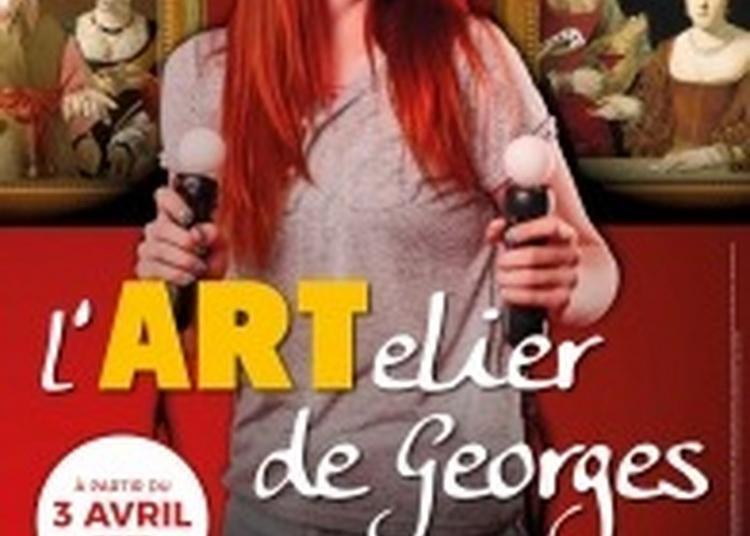L'artelier De Georges à Vic sur Seille