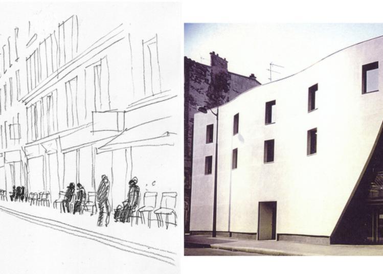 L'artistic, Les Chaises ! Et Les Habitants De La Rue Richard Lenoir... à Paris 11ème