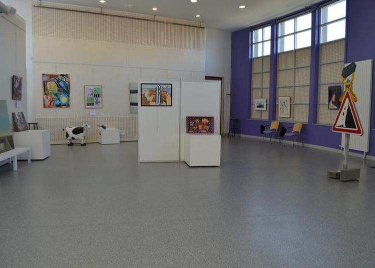 L'artothèque, Fond D'art Contemporain À Louer à Yzeure