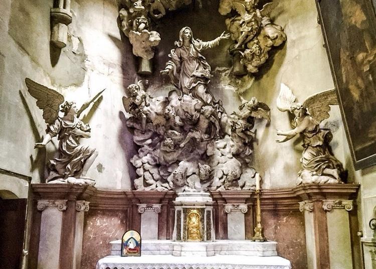 L'assomption De Dubois, À L'église Notre-dame De Dijon