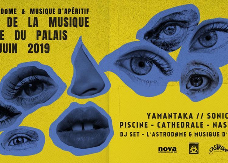 L'astrodøme X Musique D'apéritif à Bordeaux