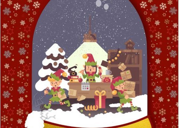 L'atelier Givre Du Père Noel à Nice