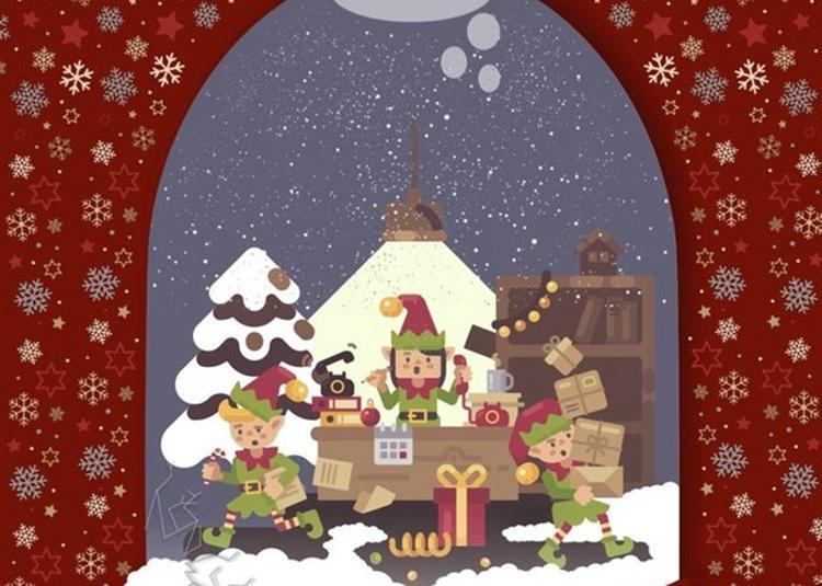 L'Atelier Givré Du Père Noël à Nice