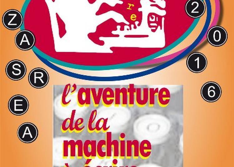 L'Aventure de la machine à écrire et à calculer à Montmorillon