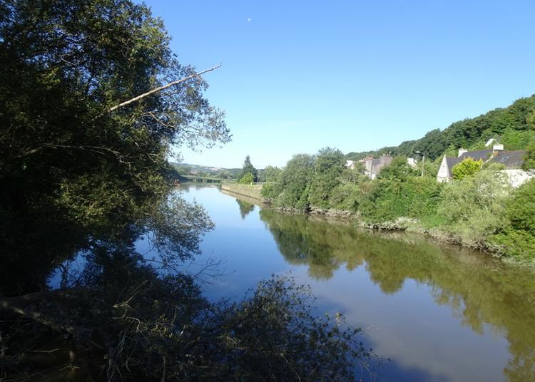 L'eau, La Rivière, Les Ponts à Quimerch