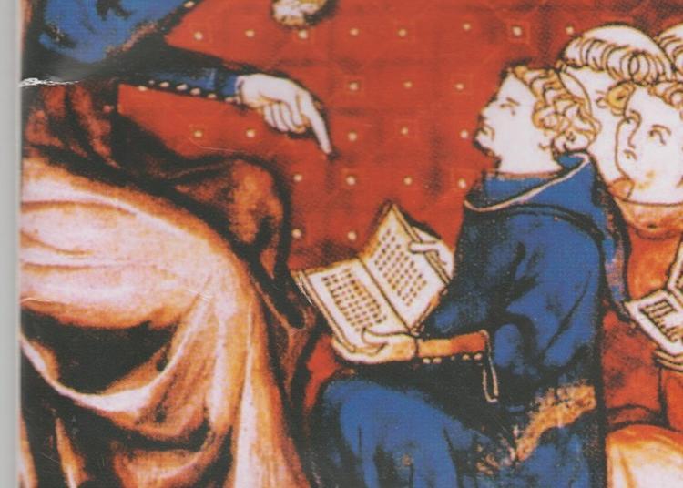 L'école Au Moyen Âge à Fondettes