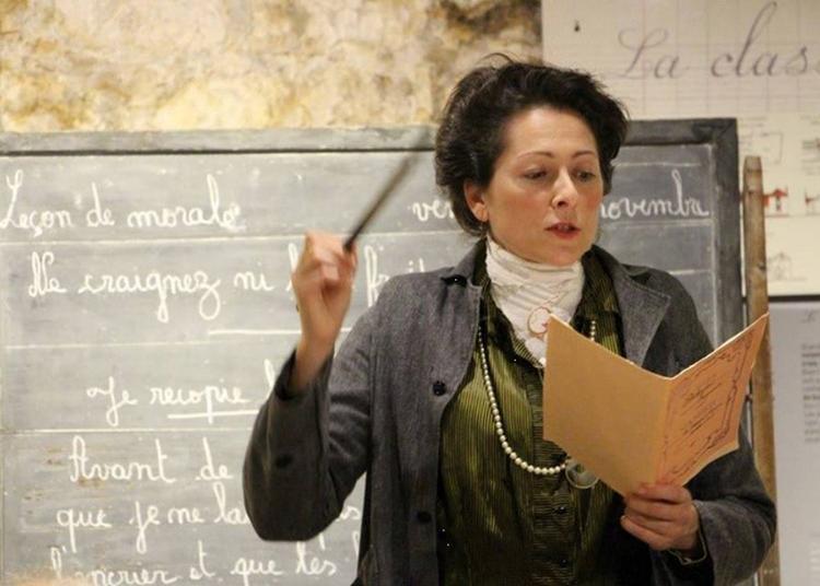 L'école Avec Mademoiselle Marguerite... à Niort