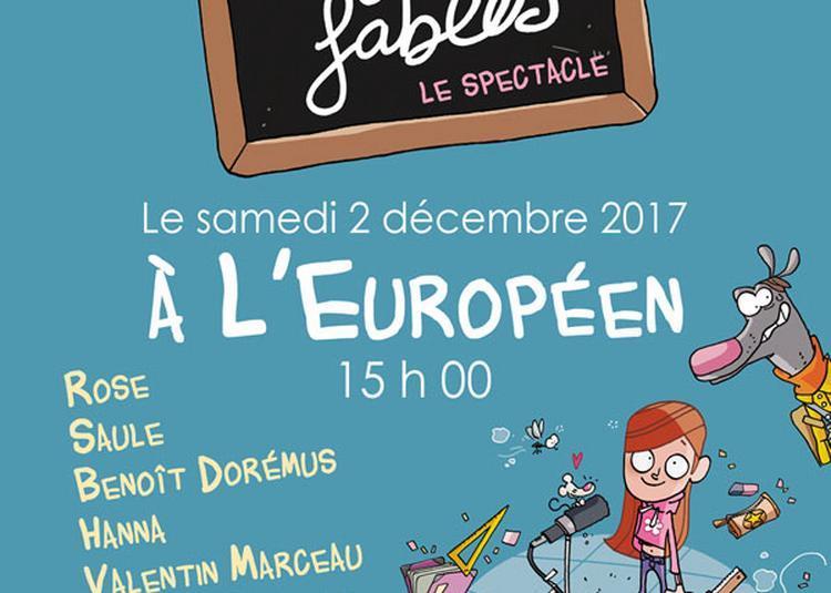 L'Ecole Des Fables à Paris 17ème