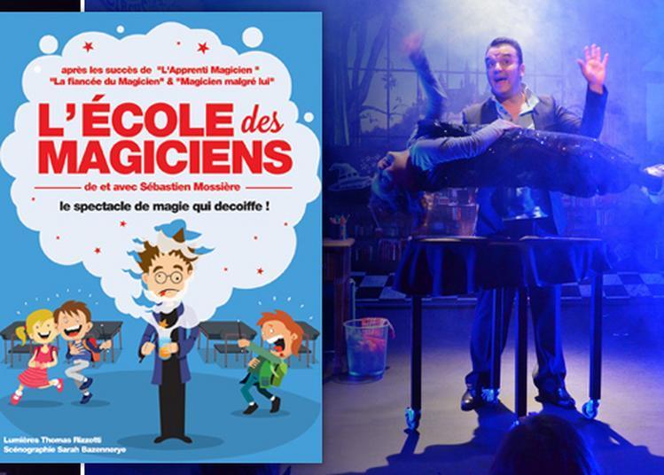 L'école des magiciens à Gagny