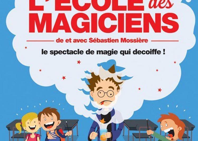 L'Ecole Des Magiciens à Le Pecq
