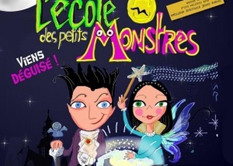 L'école des petits monstres à Boulogne Billancourt