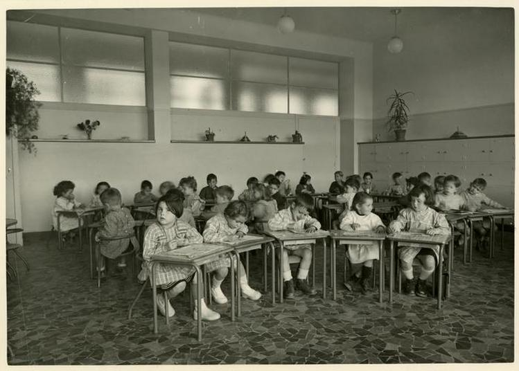 L'école Moderne à Saint Nazaire