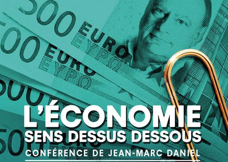 L'Economie Sans Dessus-Dessous à Paris 6ème
