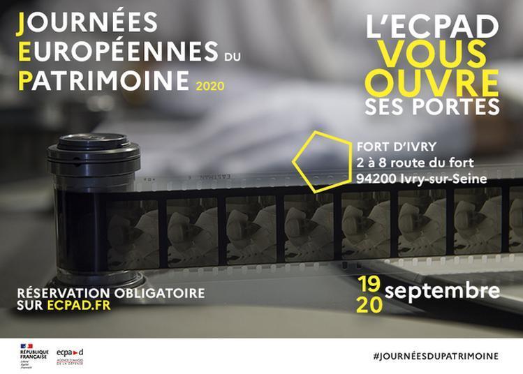 L'ecpad, Agence D'images Du Ministère Des Armées, Vous Ouvre Ses Portes. à Ivry sur Seine