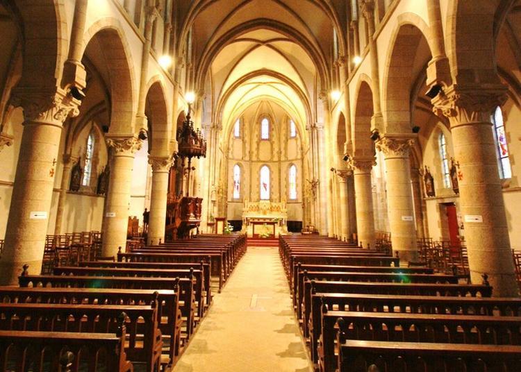 L'église De Saint-cast, Une Histoire Insolite à Saint Cast le Guildo