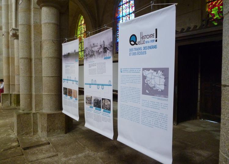 L'église Saint-joseph - « Quelle Histoire! Le Morbihan En 56 Dates» à Pontivy