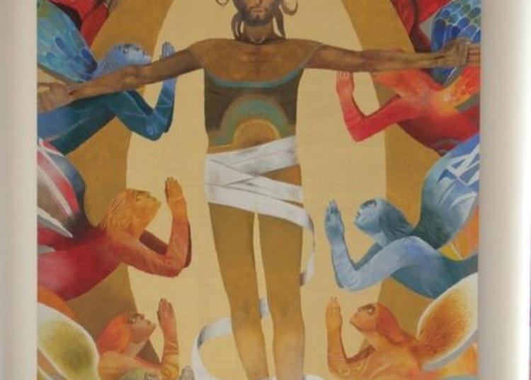 L'église Saint-paul De Meythet Et La Fresque D'arcabas à Annecy