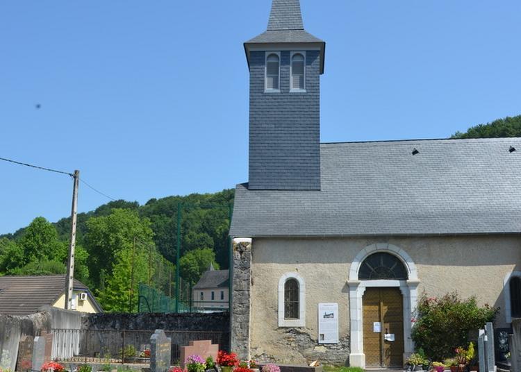 L'église Sainte-lucie De Soeix, à La Veille D'une Nouvelle étape De Sa Restauration à Oloron sainte Marie