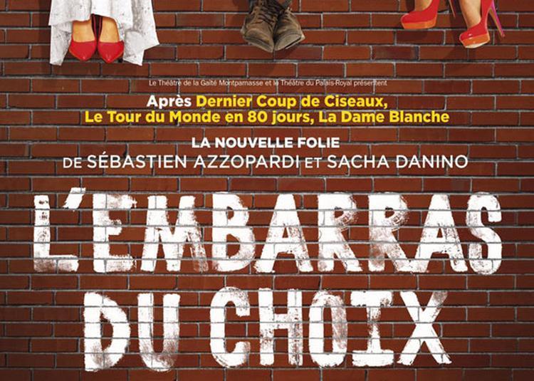 L'embarras du Choix à Paris 14ème
